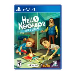 Hello Neighbor Hide and Seek [ENG] (nowa) (PS4)