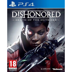 Dishonored 2 Death of the Outsider [ENG] (używana) (PS4)