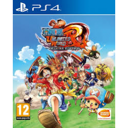 one piece unlimited world red - deluxe edition [ENG] (nowa) (PS4)