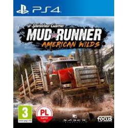mud runners american wilds [POL] (nowa) (PS4)