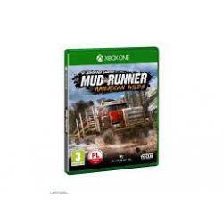 mud runners american wilds [POL] (nowa) (XONE)