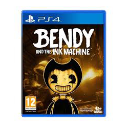 bendy and the ink machine [ENG] (nowa) (PS4)