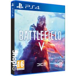 Battlefield V [POL] (używana) (PS4)