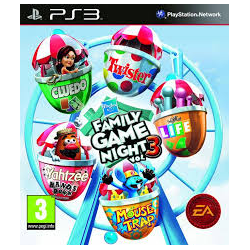 Family Game Night 3 [ENG] (używana) (PS3)