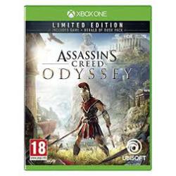 assassin's creed odyssey limited edition [POL] (nowa) (XONE)