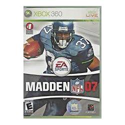 MADDEN NFL 07 [ENG] (używana) (X360)