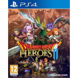 Dragon Quest Heroes II [ENG] (używana) (PS4)