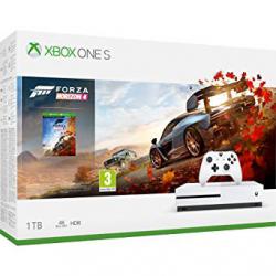 Xbox One S 1 TB + Forza Horizon 4 Kod (używana) (XONE)
