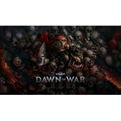 Warhammer 40k Dawn of War 3 [POL] (nowa) (PC)