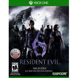 Resident Evil 6 [POL] (nowa) (XONE)