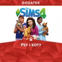 The Sims 4 + Psy i Koty [POL] (nowa) (PS4)