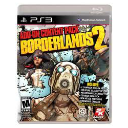 Borderlands 2 Add-on pack [ENG] (używana) (PS3)