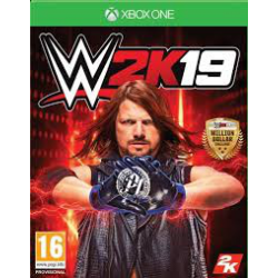 WWE 2k19 [ENG] (nowa) (XONE)