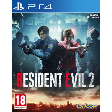 Resident Evil 2 Preorder 25.01.19 [POL] (nowa) (PS4)