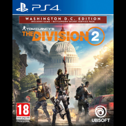 Tom Clancy's The Division 2 Napisy PL Preorder 15.03.19 [POL] (nowa) (PS4)