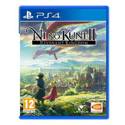 NI NO KUNI II REVENANT KINGDOM [ENG] (używana) (PS4)