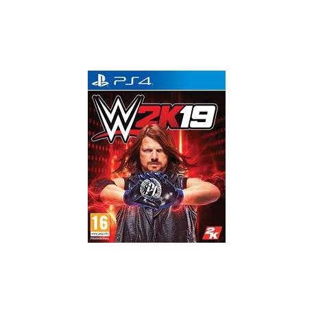 WWE 2k19 [ENG] (nowa) (PS4)