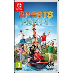 sports party [POL] (nowa) (Switch)