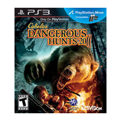 CABELA'S DANGEROUS HUNTS 2011 [ENG] (używana) (PS3)