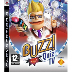 Buzz Quiz TV [POL] (używana) (PS3)