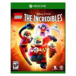 Lego The Incredibles [POL] (używana) (XONE)