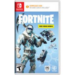fortnite deep freeze bundle [ENG] (nowa) (Switch)