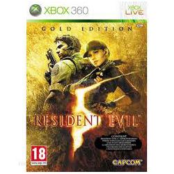 resident evil 5 gold edition [ENG] (używana) (X360)