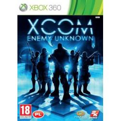 XCOM ENEMY UNKNOWN [POL] (używana) (X360)