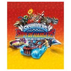 SKYLANDERS SUPERCHARGERS [ENG] (używana) (X360)