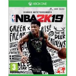 NBA 2k19 [ENG] (używana) (XONE)