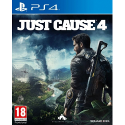 Just Cause 4 [POL] (używana) (PS4)