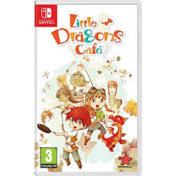 little dragons cafe [ENG] (nowa) (Switch)