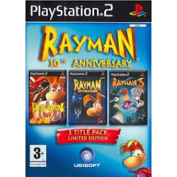 Rayman: 10th Anniversary Collection [ENG] (Używana) PS2
