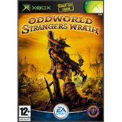 ODDWORLD STANGER'S WRATH [ENG] (Używana) XBOX