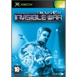 DEUS EX INVISIBLE WAR [ENG] (Używana) XBOX