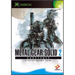 METAL GEAR SOLID 2 SUBSTANCE [ENG] (Używana) XBOX