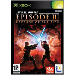 STAR WARS EPISODE III REVENGE OF THE SITH (NTSC) [ENG] (Używana) XBOX