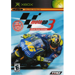 Moto GP 3: The Ultimate Racing Technology [ENG] (Używana) XBOX