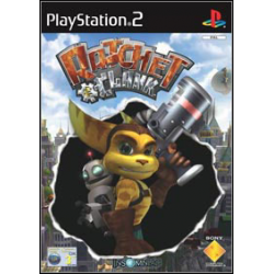 Ratchet  and  Clank [ENG] (Używana) PS2