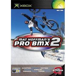 Matt Hoffman's Pro BMX 2 [ENG] (Używana) XBOX