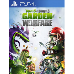 PLANTS VS. ZOMBIES GARDEN WARFARE[ENG] (Używana) PS4