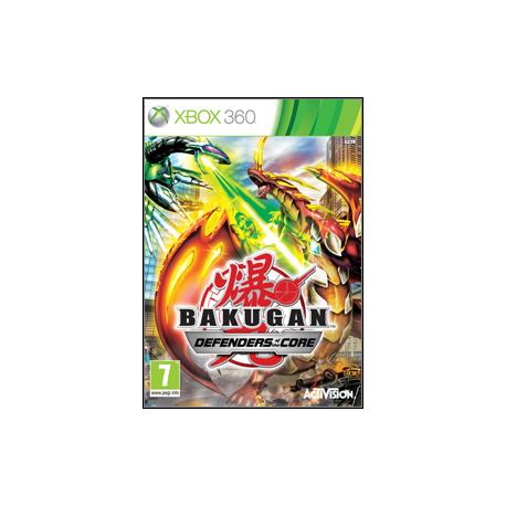 Bakugan Battle Brawlers: Defenders of the Core [ENG] (Używana) x360