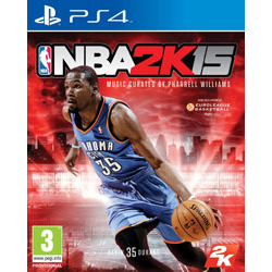 NBA 2K15 [ENG] (Nowa) PS4