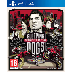 SLEEPING DOGS  DEFINITIVE EDITION [ENG] (Nowa) PS4