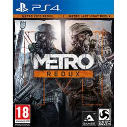 METRO REDUX [ENG] (Nowa) PS4