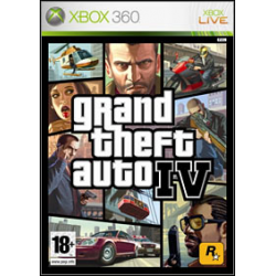 Grand Theft Auto IV [ENG] (Używana) x360/xone