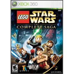 LEGO Star Wars The Complete Saga [ENG] (Nowa) x360/xone