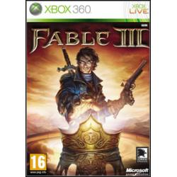 Fable III [PL] (Używana) x360/xone