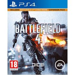 BATTLEFIELD 4 [PL] (Nowa) PS4