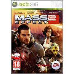 Mass Effect 2 [ENG i INNE] (Używana) x360/xone